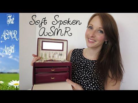 What's in my Jewelry Box Soft Spoken ASMR