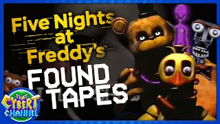 FNAF VHS Tapes: Scarier than the Game | That Cybert Channel
