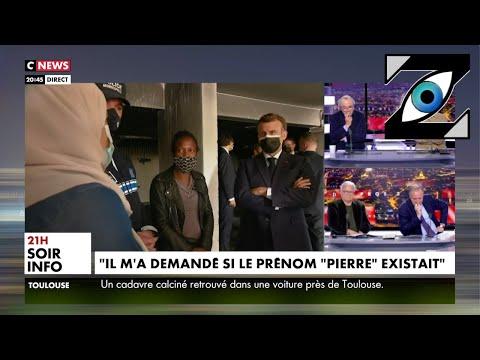 [Zap Télé] Macron