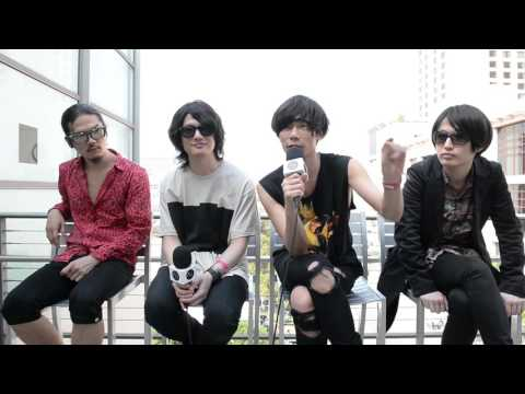 Alexandros SXSW 2016 Interview Part 1