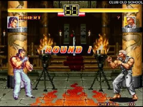 Art Of Fighting Robert Garcia Youtube