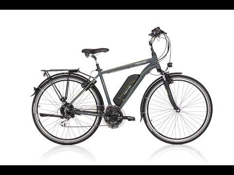 FISCHER Trekking E-Bike ETH 1806