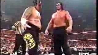 John Cena vs Umaga and Great Khali