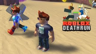 ROBLOX: Deathrun - Too Many Bad Mistakes [Xbox One Gameplay, Walkthrough]