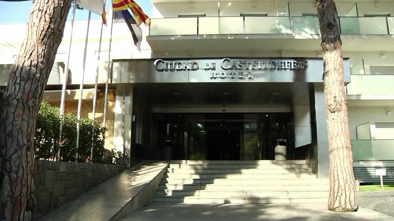Hotel Ciudad De Castelldefels From 111