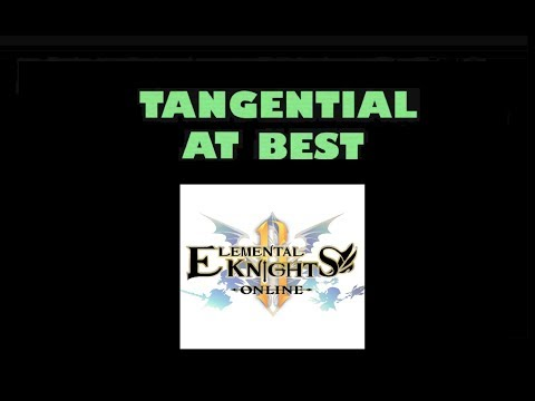 Nintendo Switch MMO: Elemental Knights Online R