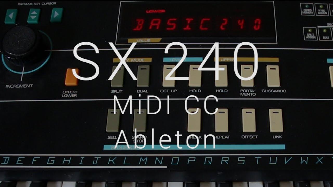 Dx7 Sysex Dump