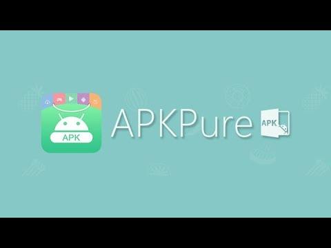 APKPure-магазин приложений для Андроид