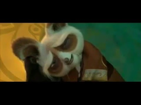 Kung fu panda 1 shifu finally at peace youtube - Kung fu panda shifu ...