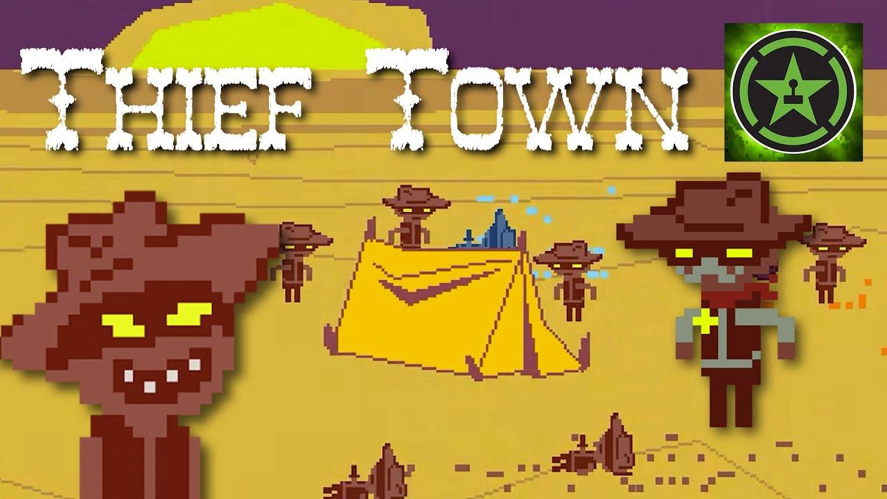 Thief Town - Steam Trading Cards Wiki |Thief Town