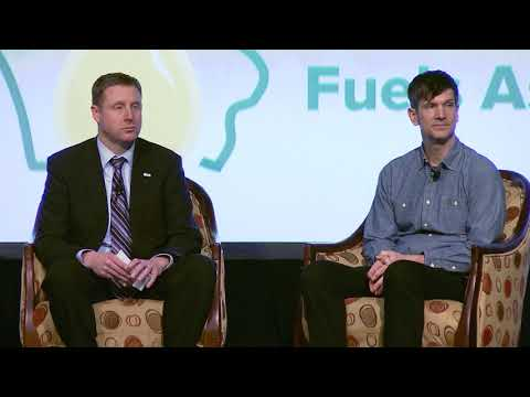 """2018 Iowa Renewable Fuels Summit - Biodiesel: From """"Hot Grease"""" to Gold"""