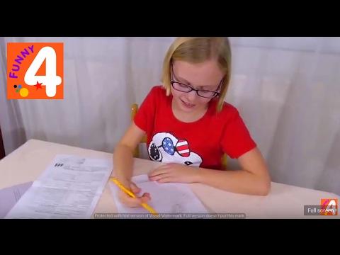 Американская домашка Как учится Соня 4 класс/ Что и как изучают ШКОЛЫ США