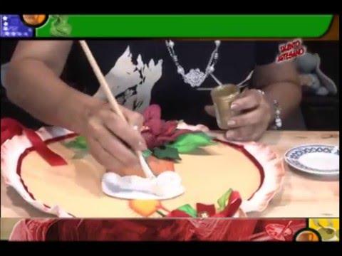 Juego de ba o poceta foami parte 2 talento artesano - Decoracion de cocina con vacas ...