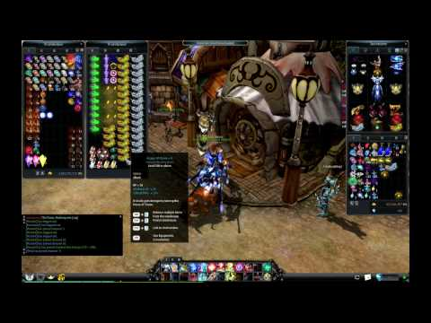 Cabal Online - Arcanas of Chaos and Laws upgrading