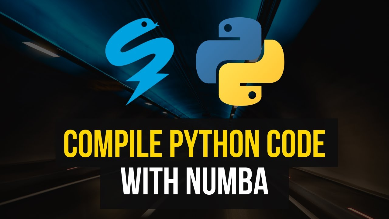 Python Speed-Up With Numba Compilation