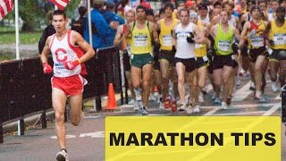 YOUR FIRST MARATHON: RUNNING TIPS, NUTRITION AND PACING TO FINISH STRONG!