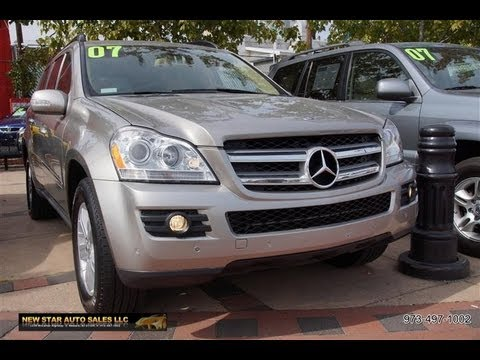 2007 mercedes benz gl class gl450 4matic youtube. Black Bedroom Furniture Sets. Home Design Ideas