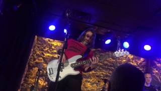 "Pete Griffin Bass Solo on ""Enemies (In Jail)"" by Paul Gilbert"