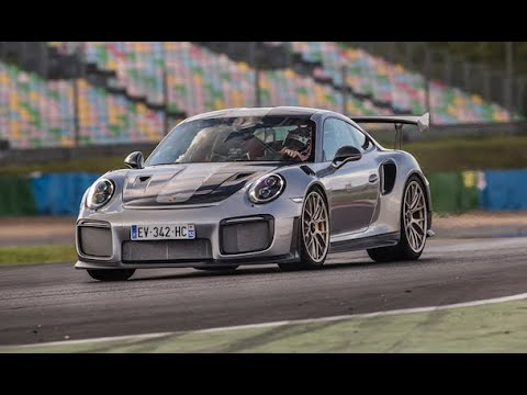 Porsche 911 (991/2) GT2 RS Lap Time at Magny-Cours GP