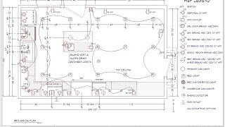 Electrical, Mechanical And Plumbing Plan For The Nkba Ckbd Exam