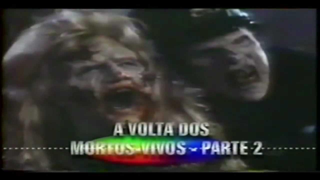 Filme Mortos Vivos with regard to a volta dos mortos vivos parte 2 em hd - youtube