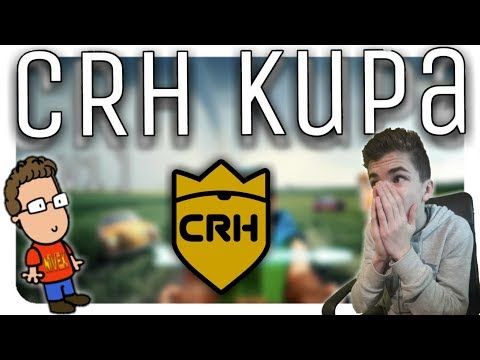 CRH KUPA 2018 || Clash Royale LIVE Nivekkel