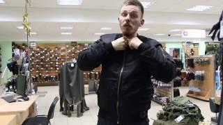 видео Купить зимние костюмы для охранников в Москве черные.