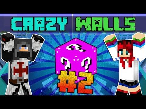 Lucky Crazy Walls #2! - Hypixel Minigame w/DoggyAndi