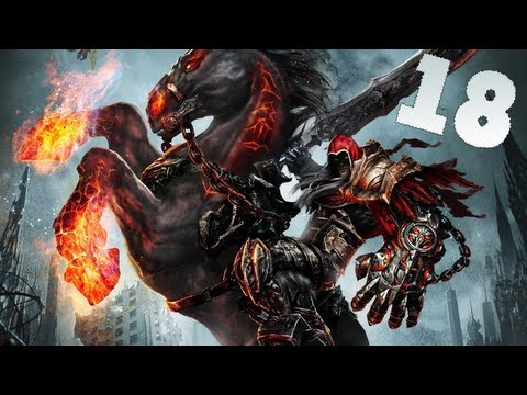 Darksiders : Wrath of War - Серия 18 [Абордажная цепь]