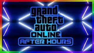 🎵 GTA ONLINE AFTER HOURS DLC TRAILER DEUTSCH ( NIGHTLIFE DLC ) 🎵