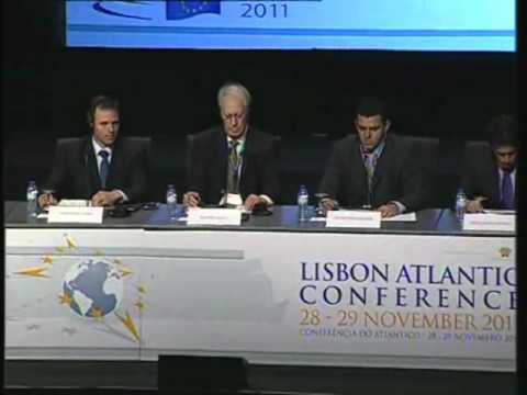 Lisbon Atlantic Conference 29Nov11 - Round Table III - Opening