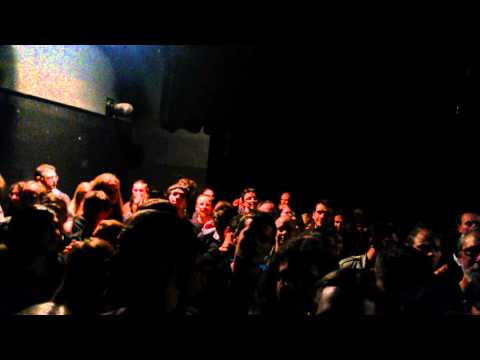 Van Canto - Rakka Takka in the little crowd @ Strasbourg - Laiterie (Club) 21-02-2014