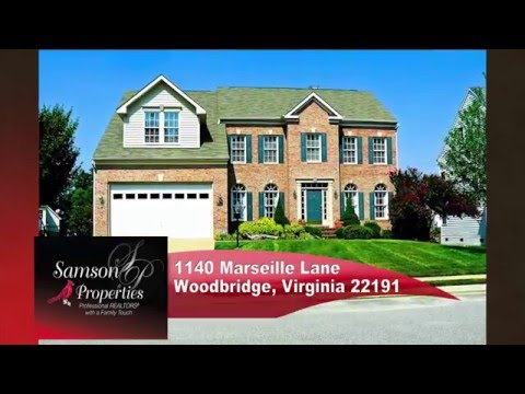 Luxury Rental-1140 Marseille Lane Woodbridge, VA 22191