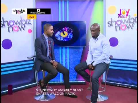 Showbiz Now on Joy Prime B (11-9-18)
