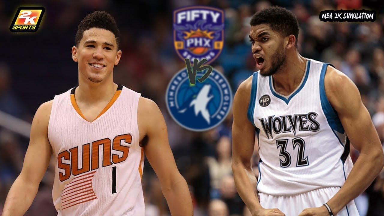 Image result for Minnesota Timberwolves vs Phoenix Suns