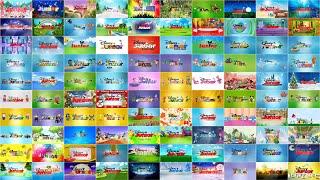 Top 100 (Part1) Disney Junior Spoof Pixar Lamps Luxo Jr Logo
