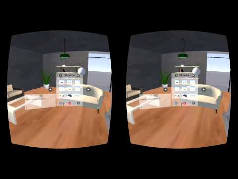 Augmented Virtual Reality For Housing Design