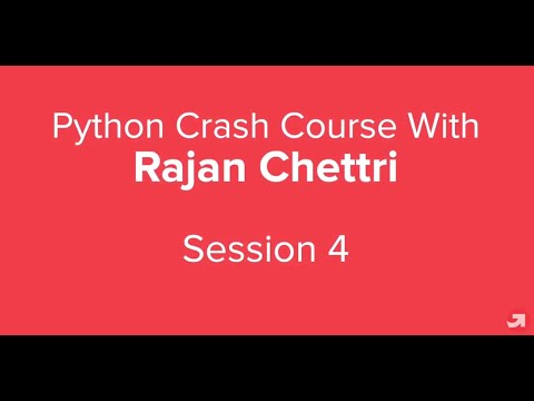Python Crash Course Part 4 | Python Tutorial for Beginners with examples | upGrad thumbnail