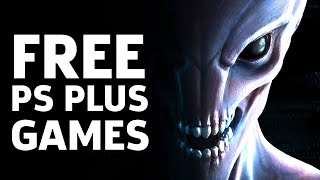 Free Ps4/ps3/vita Playstation Plus Games For June 2018 Revealed