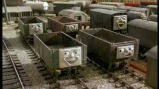 Troublesome Trucks! **MUSIC VID** -Actual One- HD