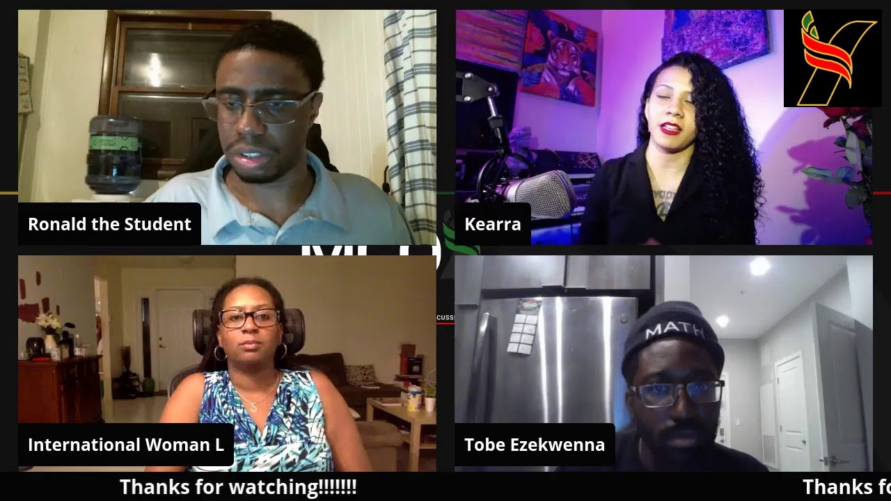 Talking Reparations with Kearra Weiting