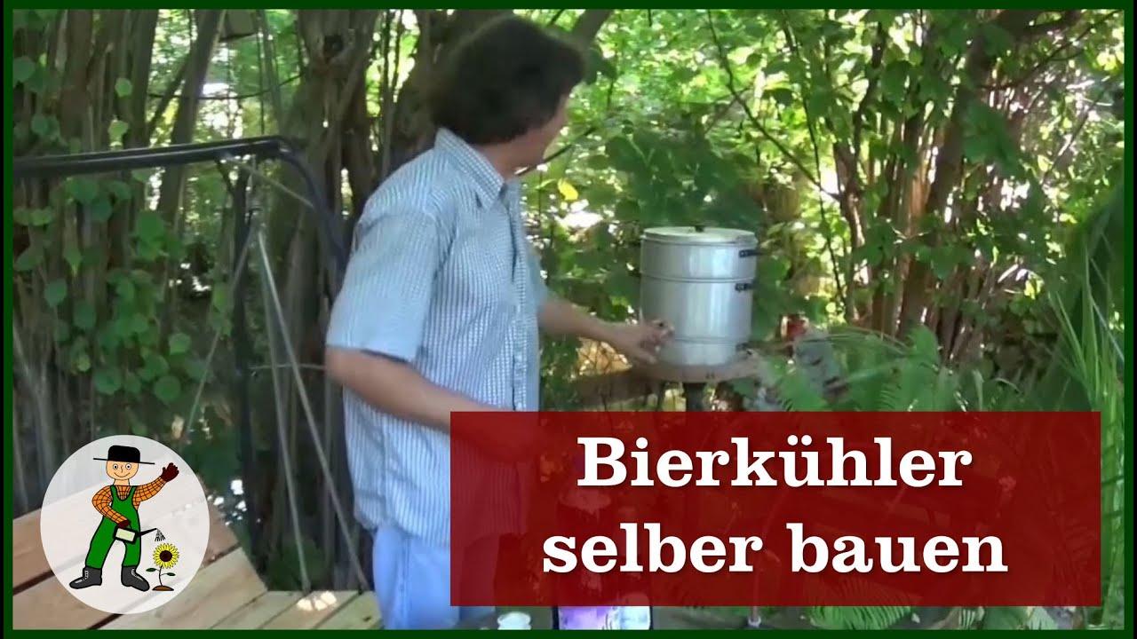Bierkühler selber bauen  YouTube -> Vintage Kommode Selber Bauen