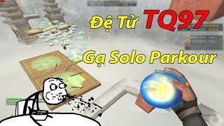 Đệ Tử TQ97 Gạ Kèo Solo Parkour 2 Với Rùa Ngáo.