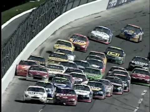 NASCAR WK 3 Crash & Burn