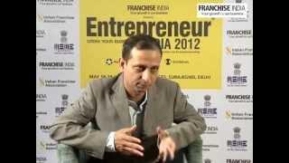 Hemendra Mathur of SEAF at Entrepreneur