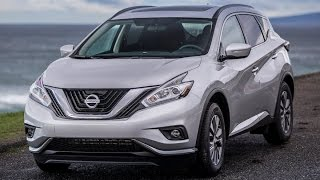 2016 Nissan Murano Review