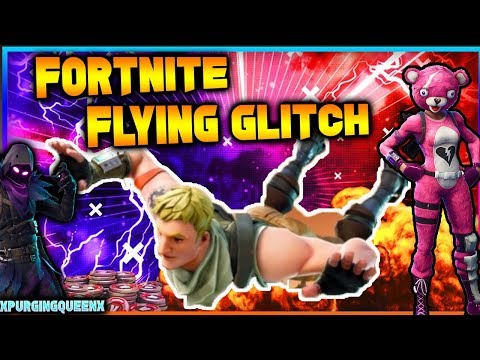 Fortnite Flying Glitch How To Fly Forever Fortnite Battle Royale