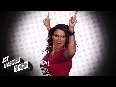 Stolen Superstar Taunts: WWE Top 10
