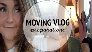 Moving Vlog: Preparing to Move!