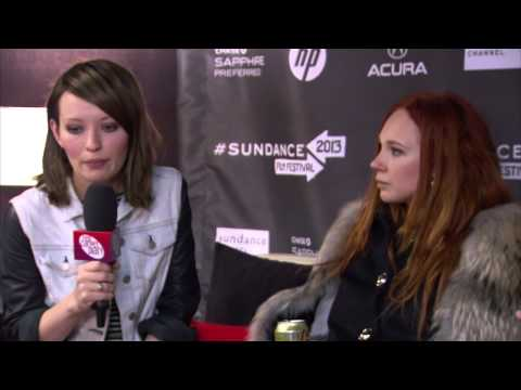 Juno Temple & Emily Browning talk 'Magic Magic' at the 2013 Sundance Film Festival